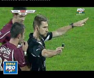 Atmosfera Rapid-Steaua, Cupa Romaniei 0-1