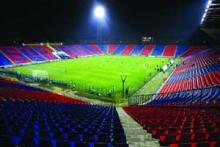 Stadionul gol la Steaua - FC Arges 2-0