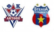Aktobe-Steaua
