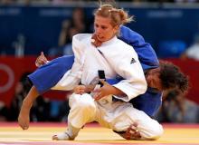Alina Dumitru, vicecampioana olimpica