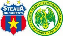 Avancronica Steaua - Concordia Chiajna