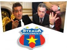 Becali vs marca Steaua