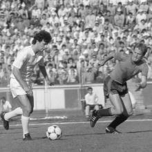 Boloni in actiune pentru Steaua
