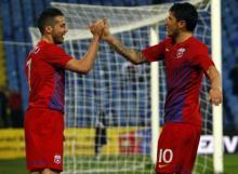 Steaua din nou a strans cele mai multe puncte pentru Romania