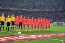 Echipa Stelei, inaintea meciului cu Chelsea