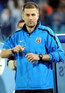 Edi Iordanescu, antrenorul Stelei in acest meci