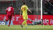 Ghionea si Zapata au fost oamenii meciului pentru Steaua.