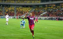 Golgheterul Stelei din acest sezon, Federico Piovaccari
