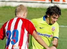 Ionescu a facut cel mai bun joc al sau de cand a venit la Steaua.
