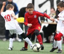 Juniori Steaua