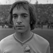 Marcel Raducanu in tricoul Nationalei Romaniei