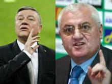 Mircea Sandu si Dumitru Dragomir