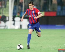 Mirel Radoi in actiune pentru Steaua