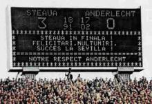 Notre respect, Anderlecht