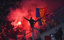 Opt romani condamnati in Grecia dupa meciul de aseara (FOTO: GSP)
