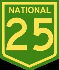 Ruta 25