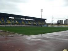stadionul municipal din Medias