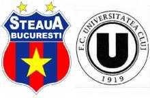 Statistica Steaua - U Cluj