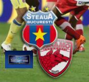 STEAUA - Dinamo in semifinalele Cupei Romaniei