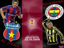 Steaua - Fenerbahce