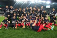 Foto U Cluj - Steaua. Un meci cat un campionat!