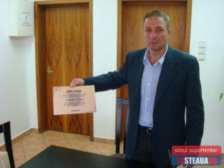 Tudorel Stoica membru onorific AISS