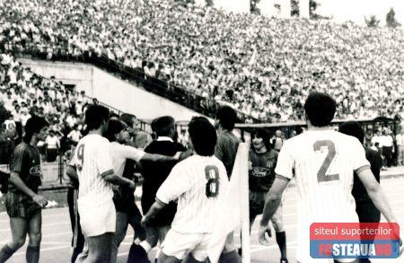 Steaua - Dinamo , finala Cupei 1988