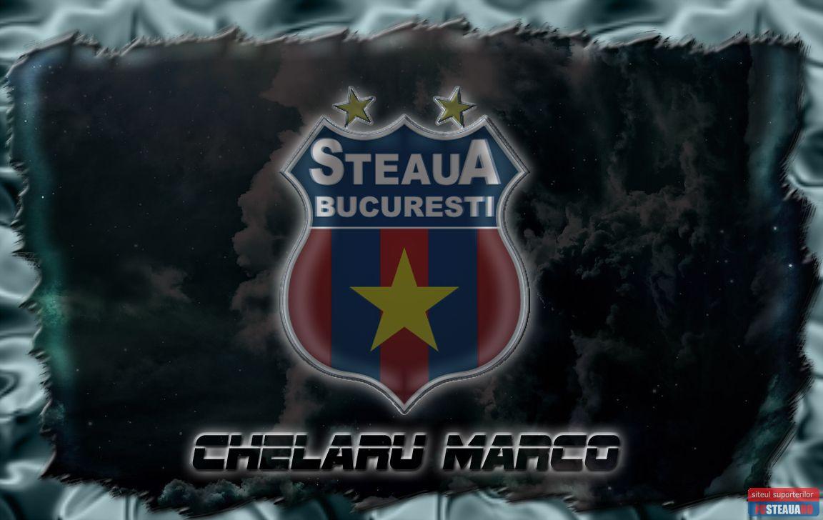 Steaua Bucuresti By Marco