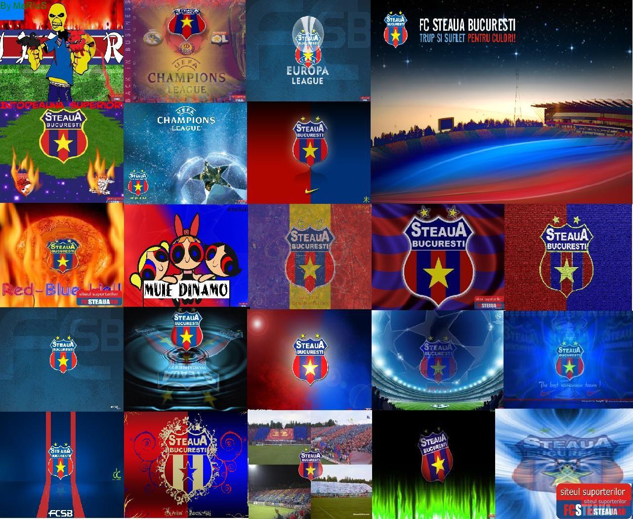 Poza Steaua Bucuresti Www Fcsteaua Pictures