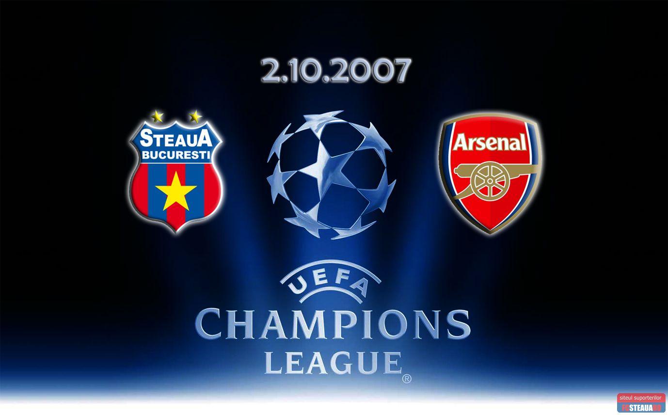 Multumiri Lui Miron Ionut Steaua Arsenal Steaua Arsenal Steaua Arsenal