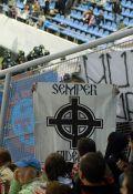 Slavia - Steaua - atmosfera