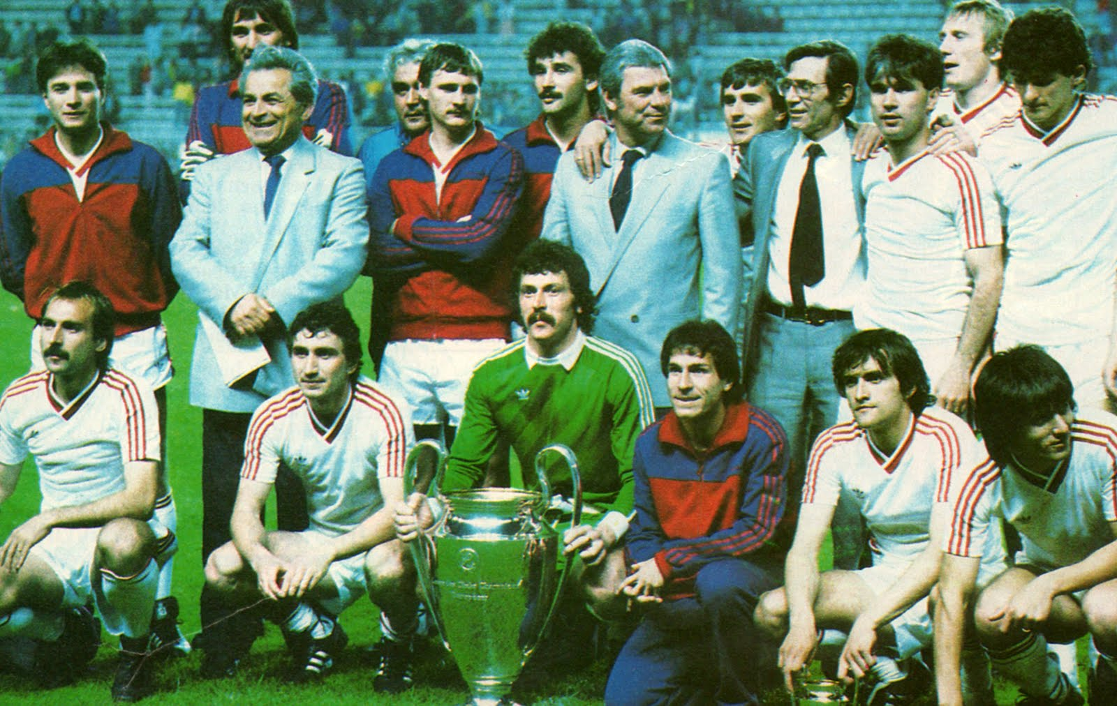 Steaua - Champions League