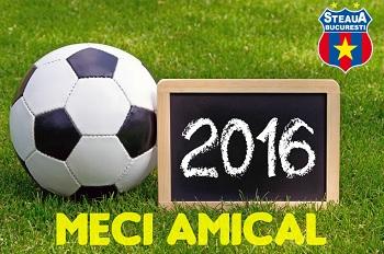 Amical 2016