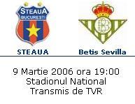 Steaua - Betis