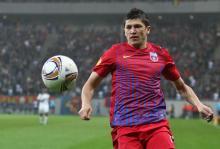 A dat si Tanase primul gol in derby