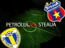Avancronica Petrolul - Steaua