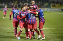 Concordia Chiajna - Steaua 1 - 4. Sa vina Dinamo !