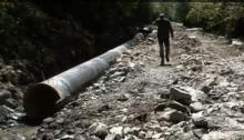 Dezastru ecologic in Muntii Fagaras