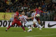 Florin Costea, la primul gol pentru Steaua
