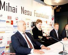 Fundatia lui Mihai Nesu este sustinuta in continuare de FC Utrecht
