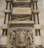 Inscriptia stearsa de pe Arcul de Triumf