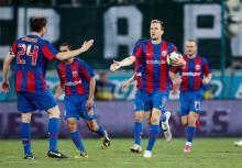 Kapetanos a salvat din nou Steaua.