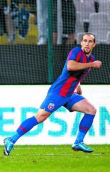 Lato, la primul gol pentru Steaua in cupele europene