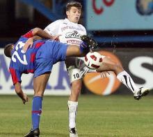 Moraes, in duel cu Geraldo Alves