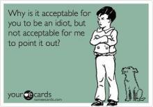 Nu-i prost cine cere, e prost cine accepta