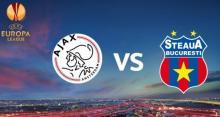 Primul meci al Stelei pe Amsterdam ArenA