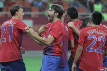 Raul Rusescu, hingherul-sef in ultimele meciuri