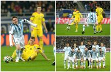Romania - Argentina 0 - 0