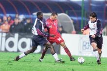 Sabin Ilie si Frank Lampard, pe atunci tinere sperante. Din pacate, doar englezul a confirmat.