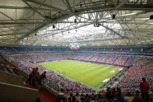 STEAUA, la primul meci din istorie pe Amsterdam ArenA, in 14 februarie